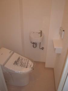 相模原市T様邸 マンションのリフォーム タンクレスシャワートイレ