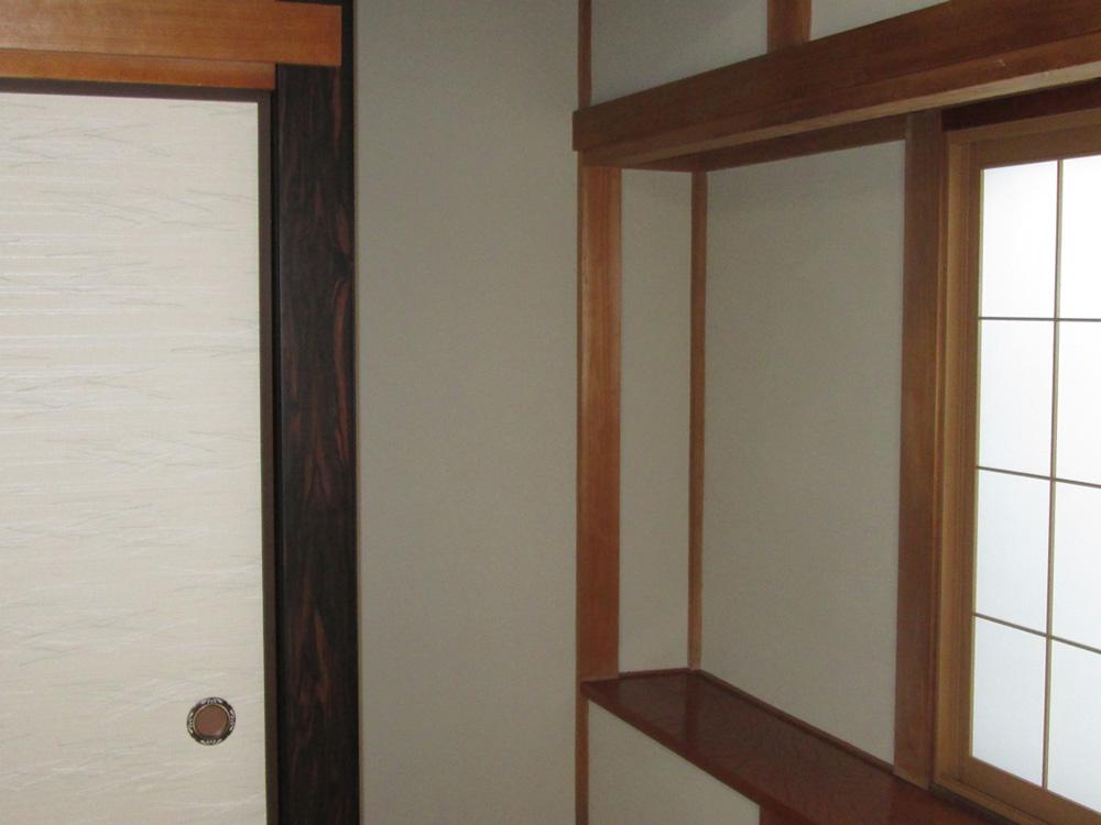 快適な室内環境を提供する珪藻土壁
