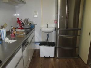 横浜市T様邸 キッチン・手洗い・収納リフォーム