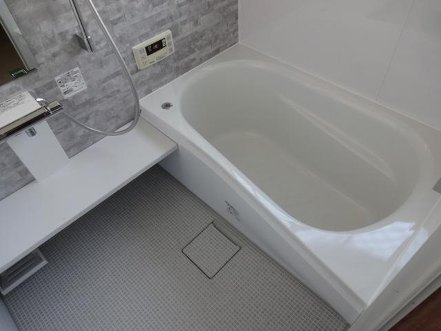 S様所有一戸建て住宅の浴室をリフォーム
