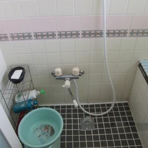 町田市S様邸 浴室のリフォーム 施工前