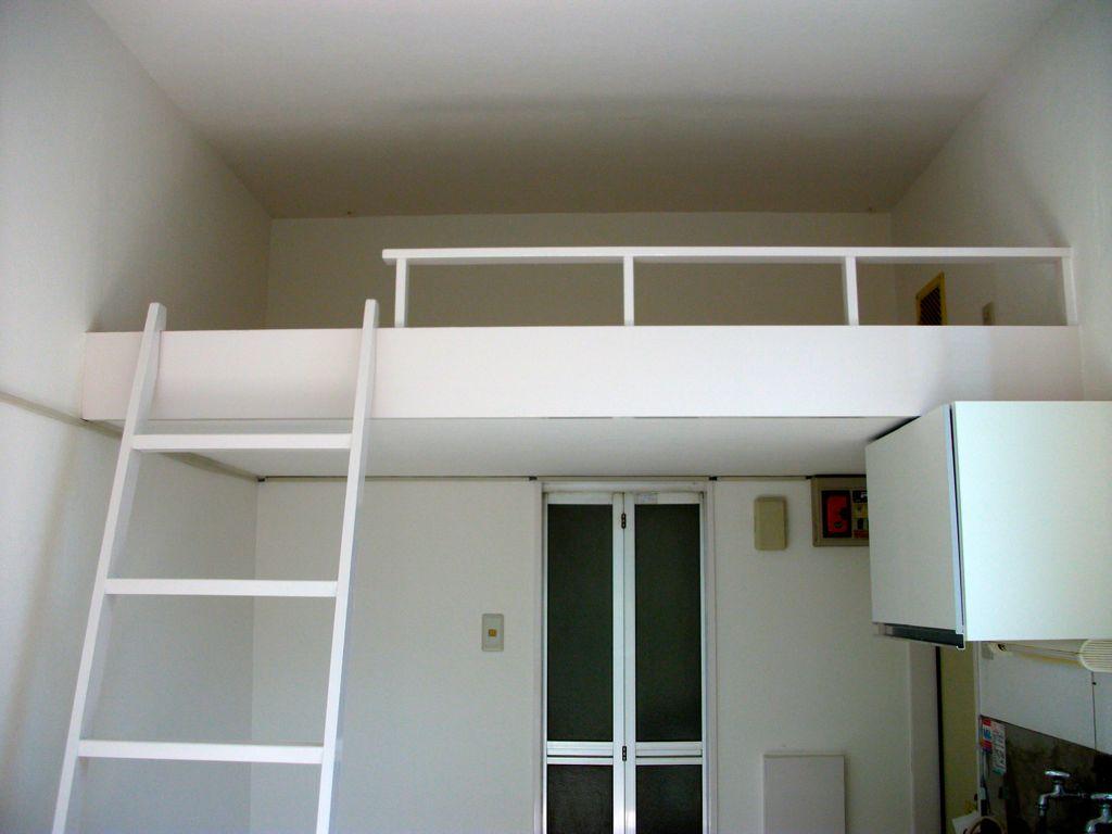 工事後/天井・ロフトが写っている写真