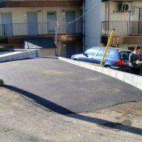 横浜市旭区HO駐車場 外構工事(駐車場の建替え)