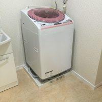 横浜市青葉区U様邸 洗濯機防水パン交換